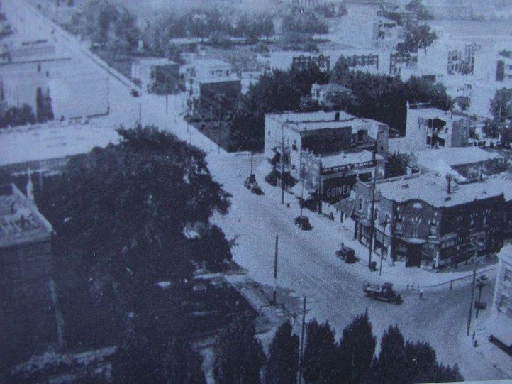 Montréal en photos, de 1861 à1982 Lajeunesse – Crémazie, 1922