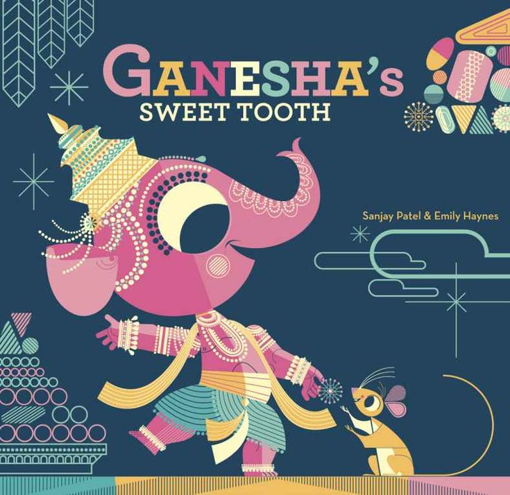 174 best bookworms images on pinterest costumes drawings and ganeshas sweet tooth by sanjay patel and emily haynes books kids india fandeluxe Image collections