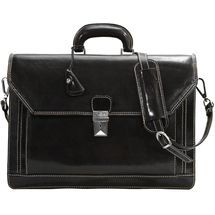 Floto Venezia Brief Leather Briefcase 68