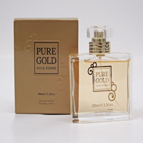 Now available on our Store Pure Gold Perfume... view it here http://www.cosmetics4uonline.co.uk/products/pure-gold-perfume-for-women-100ml Thanks for Looking