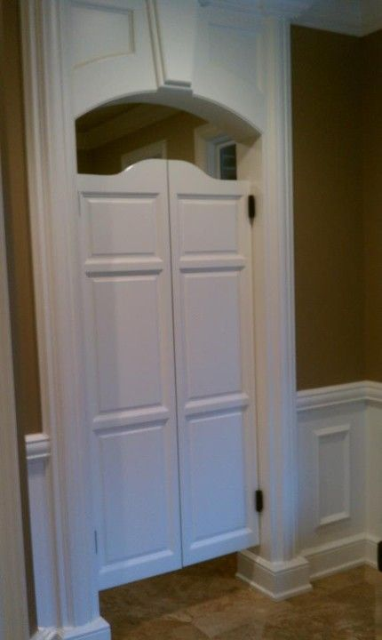 Best 20 swinging doors ideas on pinterest swinging door hinges cabin bathrooms and diy - Commercial double swing doors ...