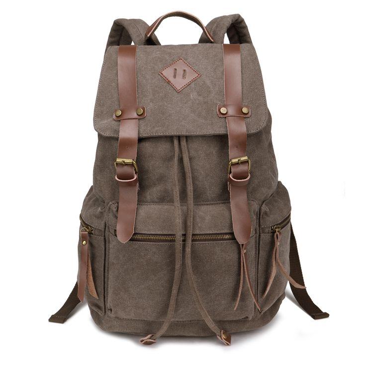 Płócienny plecak ● Bezpieczny Import z Chin ● 36.pl