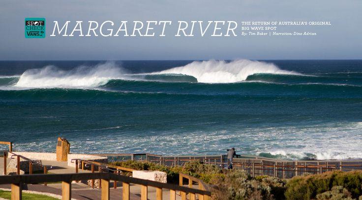 SPOT CHECK: MARGARET RIVER | SURFLINE.COM