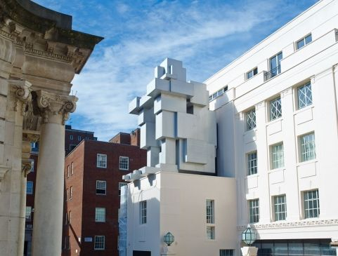 Antony Gormley ROOM | White Cube