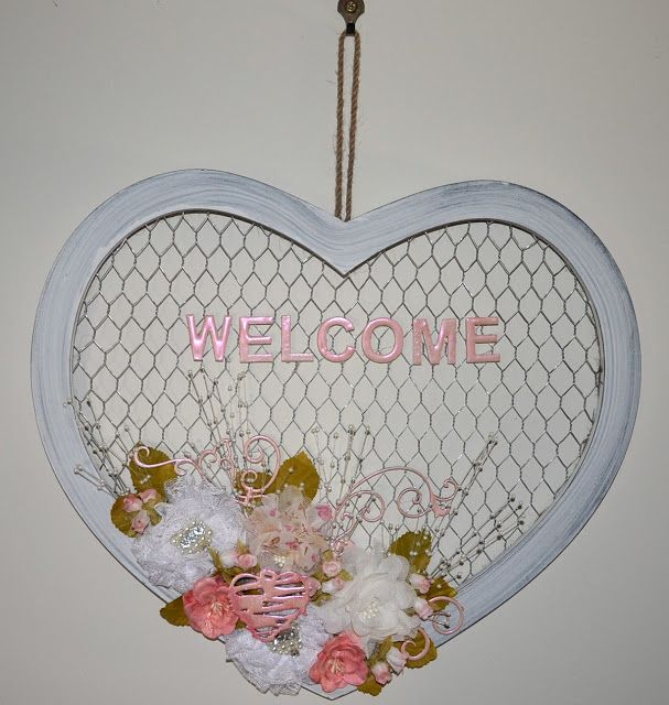 Memory Maze Design: Decorative wall heart - Candy Chelepy