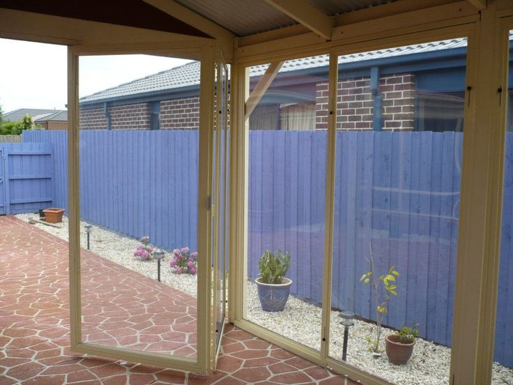 Get your desired home privacy with outdoor blinds & shades from Accolade® Weather Screens