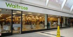 Waitrose, Ryemarket Shopping Centre, Stourbridge