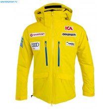 Goldwin Men Sweden Alpine Team Jacket – Yellow