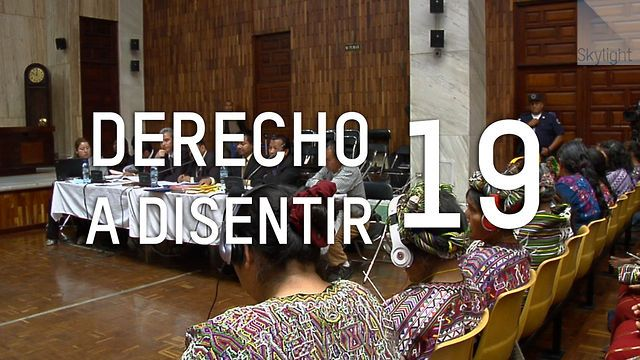 EP 19 El derecho a disentir by Skylight Pictures