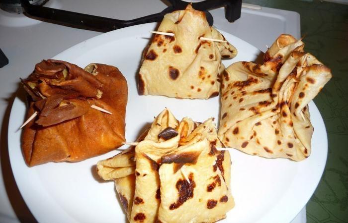 Dukan dieta (hubnutí recept): Peněženka uzený losos #dukan http://www.dukanaute.com/recette-aumoniere-de-saumon-fume-3546.html