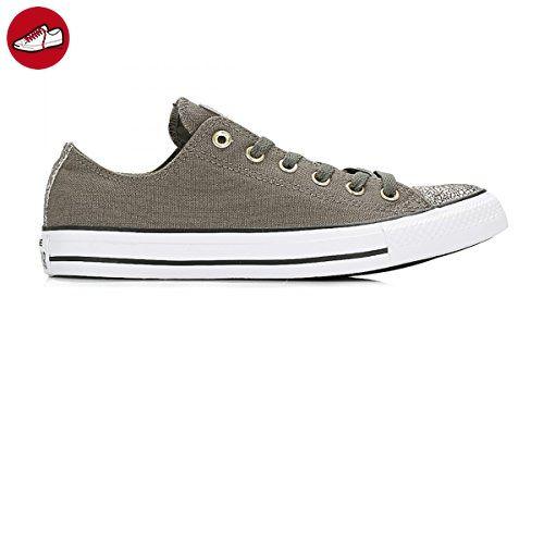 Converse - CT AS OX Chuck - grau   charcoal, Farbe:grau;Größe:38 - Converse schuhe (*Partner-Link)