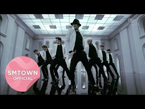 SUPER JUNIOR 슈퍼주니어 _SPY_MUSIC VIDEO - YouTube