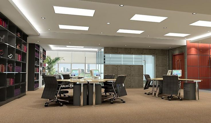 18 best images about commercial ceiling on pinterest for Manager office design ideas