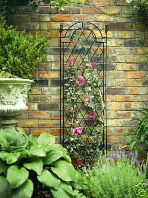 145 best Backyard Trellis images on Pinterest Backyard ideas