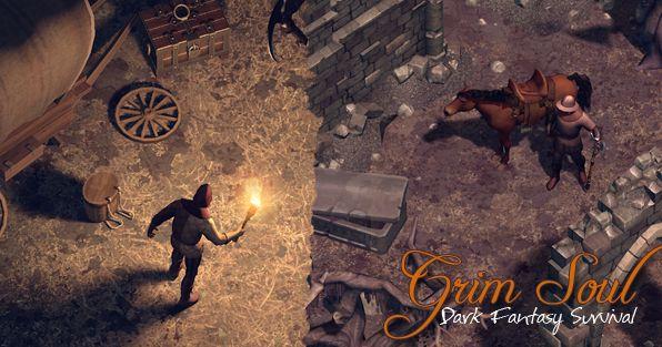 Grim Soul: Dark Fantasy Survival v1.0.0 Mod Apk Terbaru (Free Craft)