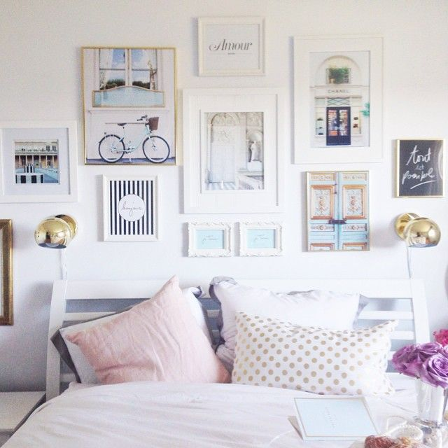 25+ Best Ideas About Art Over Bed On Pinterest