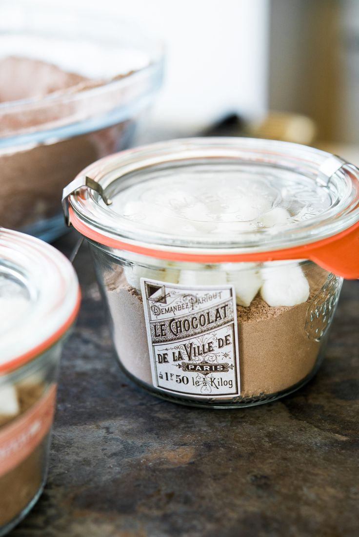 Homemade Hot Cocoa Mix 2 cups Confectioners Sugar 1 cup Unsweetened Cocoa Powder 2 cups Powdered Milk Or Instant Nonfat Dry Milk Soft and whisk together. To make put 1/2 c mix in a mug and add 1/2 c hot water and stir.