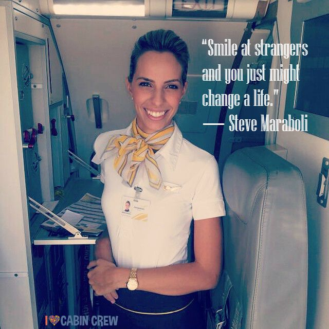 Check out this killer smile by Kelma of Passaredo airlines from São Paulo, Brazil #crewsmile @kelosilva (IG) @airlinescrew #iheartcabincrew || Repin! Share! www.iheartcabincrew.com