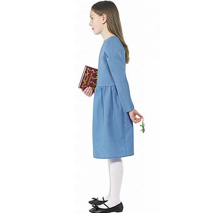 Matilda Costume the Perfect #Costume for World Book Day