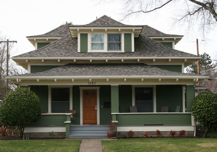 Arts and Craftsman Style Homes