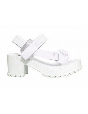DINAH Velcro Closing Platform Sandals  @Abigail Phillips Regan Truax://www.shopjessicabuurman.com