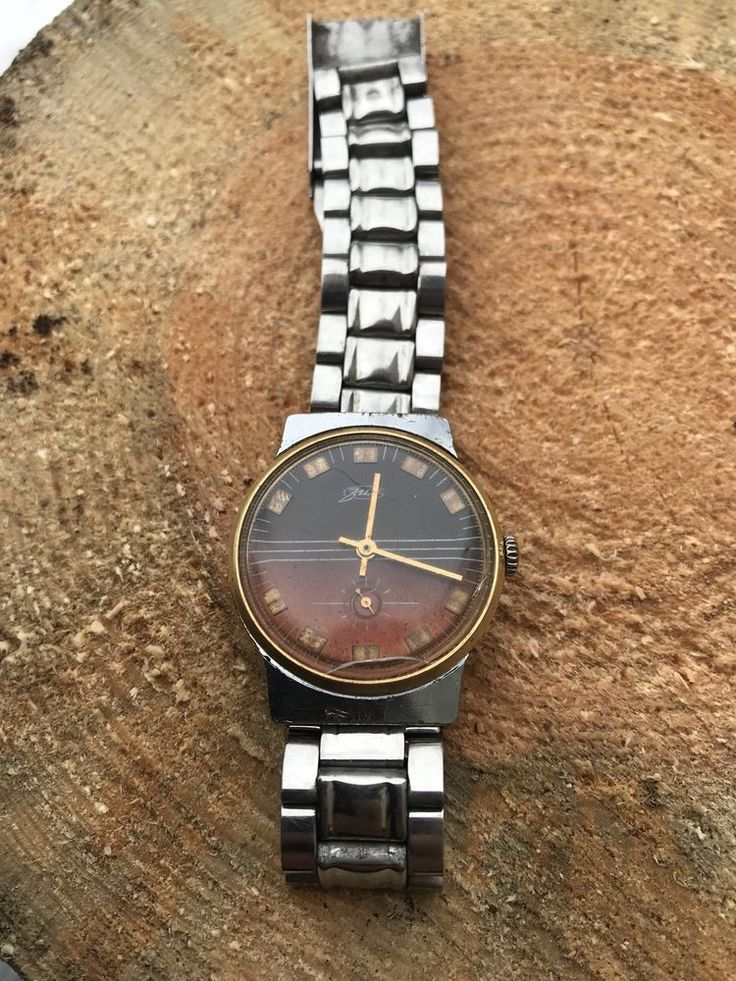 Зим Zim Vintage watch USSR Man's  | eBay