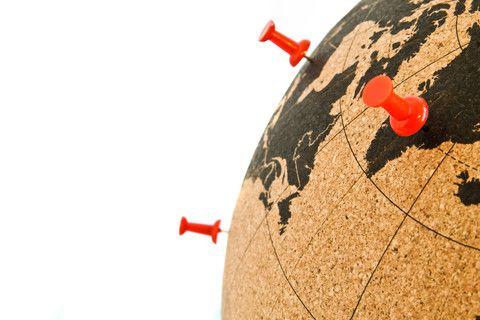mappamondo Cork Globe – unlimited-italia