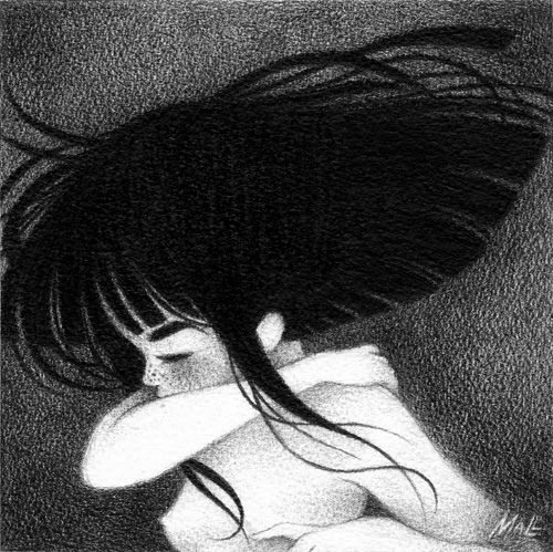 Innocent Girls serie: Tora - by May Ann Licudine.