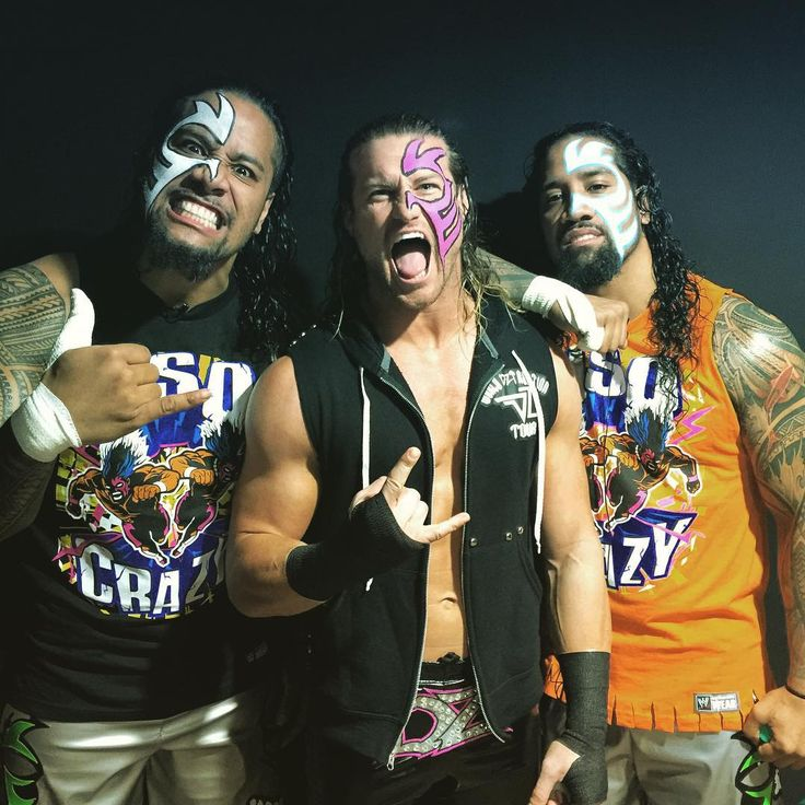 The Usos and Dolph Ziggler