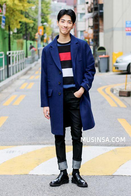 Korean Men Street Fashion | Official Korean Fashion