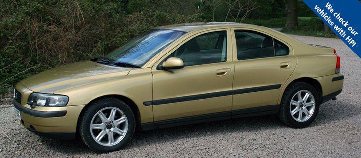 2002 VOLVO S60 d5 SE