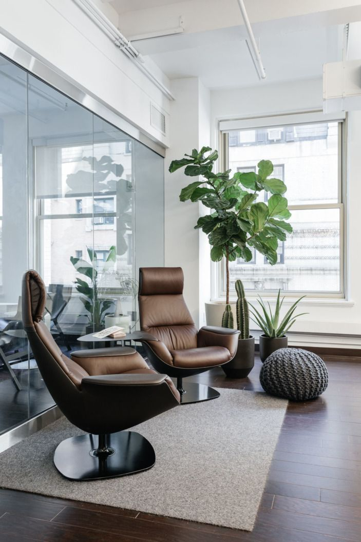 Most Comfortable Lounge Chair Part - 46: A New Flatiron Office For Haven Life