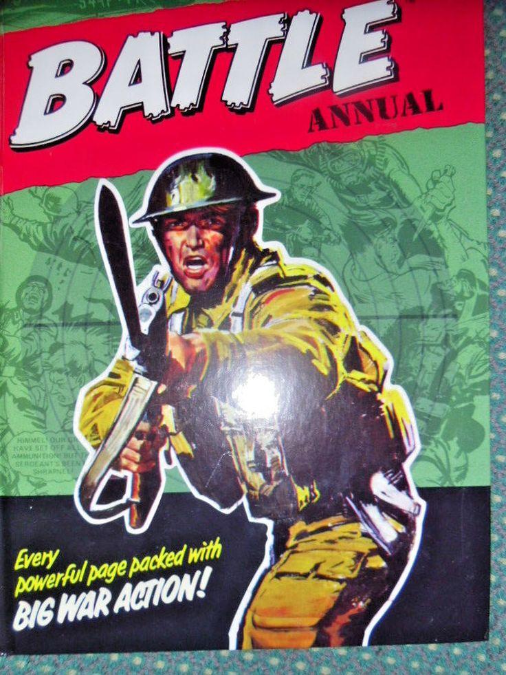 Battle Annual Childrens books