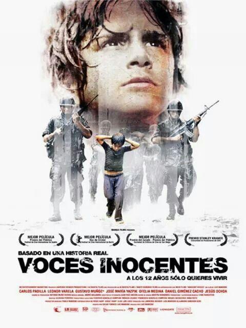¡Dios! Acabo de ver esta película y me ha impactado mucho. Cuanta crueldad e insensibilidad moral hay en el mundo. Pobre infancia robada a punta de metralletas  no es justo.