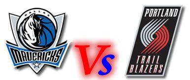 Portland Trail Blazers at Dallas Mavericks Tickets