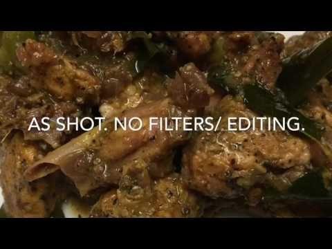 6 min pepper chicken opos technique