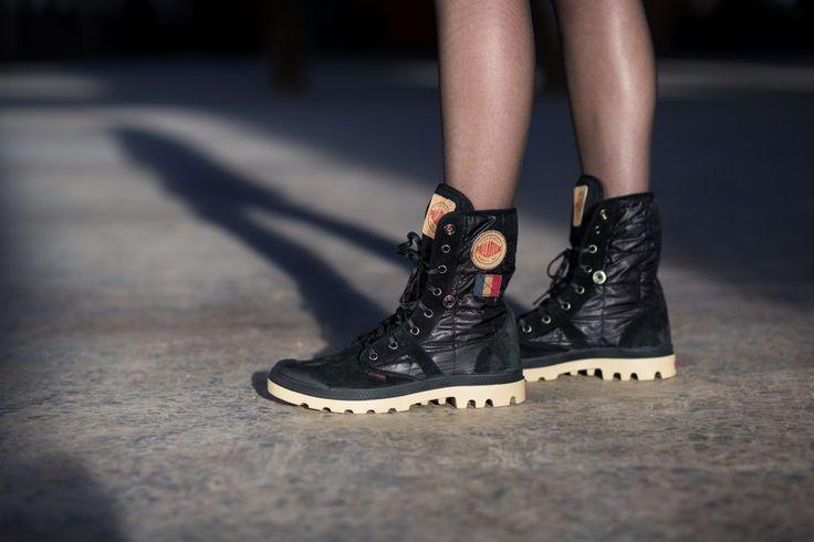 palladium pallabrouse baggy rose womens boots – Nritya Creations ... 0c0ff25f2123
