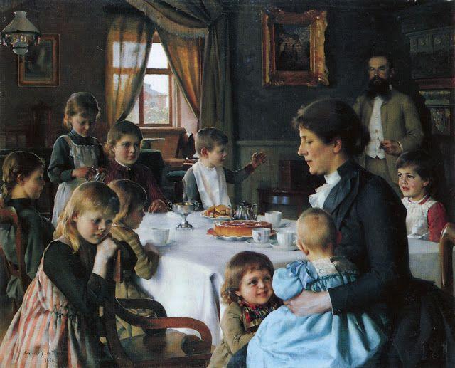 Gunnar Berndtson  (Finnish, 1854-1895).
