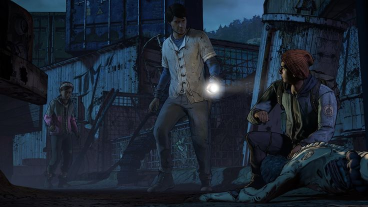 The Walking Dead: A New Frontier gets its third episode in March: One of the tricky things about being patient with an episodic series…