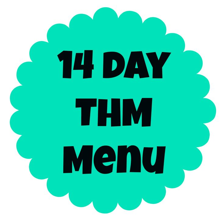 I've had incredible success with Trim Healthy Mama (THM) thus far and some Facebook folks have wondered what a menu plan has looked like f...