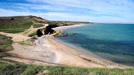 Punta Aderci beach