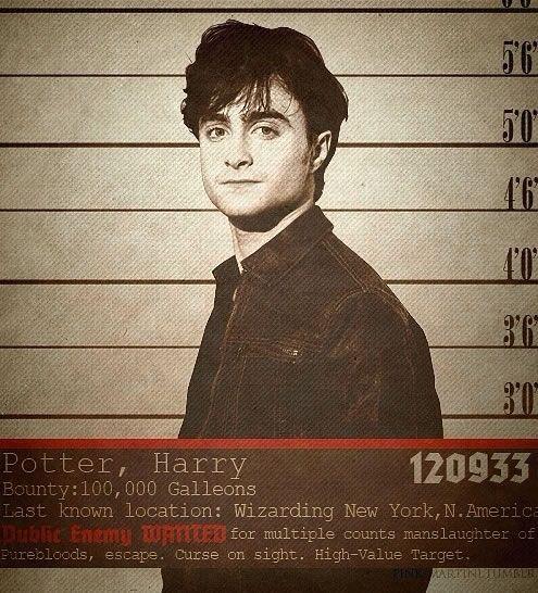 Et si Harry Potter ne sétait pas si bien terminé ? harrypotter