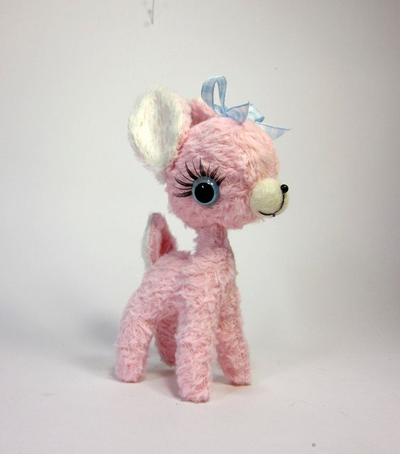 11 besten Bambi Bilder auf Pinterest | Plüschtiere, Softies und Bambi