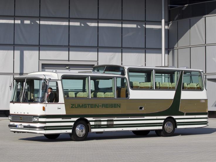Setra S150 Panoramabus