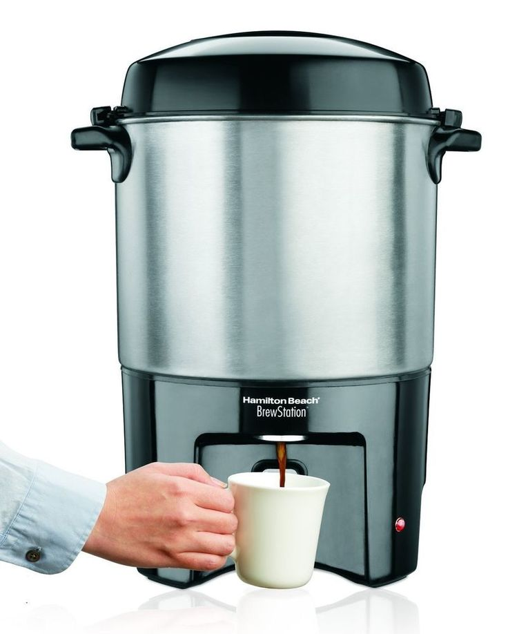 large multi cup office industrial coffee maker urn kitchen appliance hot drink - Industrial Coffee Maker
