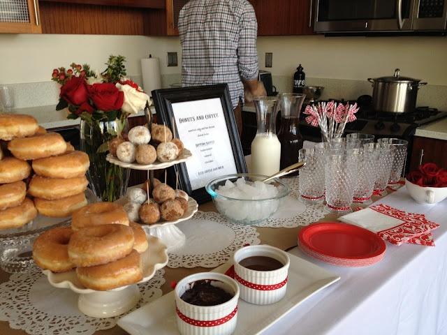 Best 25 Coffee Bar Party Ideas On Pinterest