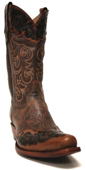 Men's Tony Lama Cowboy Boots | SouthTexasTack.com