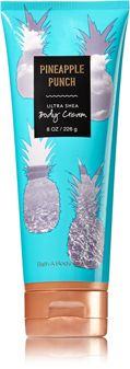 Signature Collection Pineapple Punch Ultra Shea Body Cream - Bath And Body Works