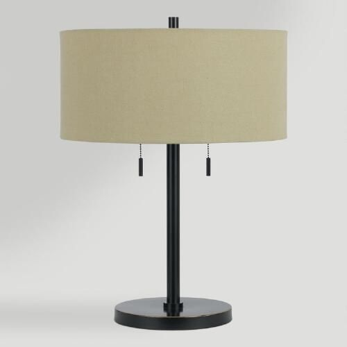 Carpenter Brushed Brass Table Lamp Reviews