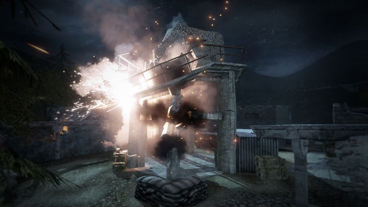 Medal Of Honor: Warfighter | VFX Reel. Here is a collection of the VFX work I did on Medal of Honor Warfighter. Special thanks to everyone o...